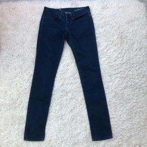 (Gap 1969) women's blue jeans. (Size 26/2r)